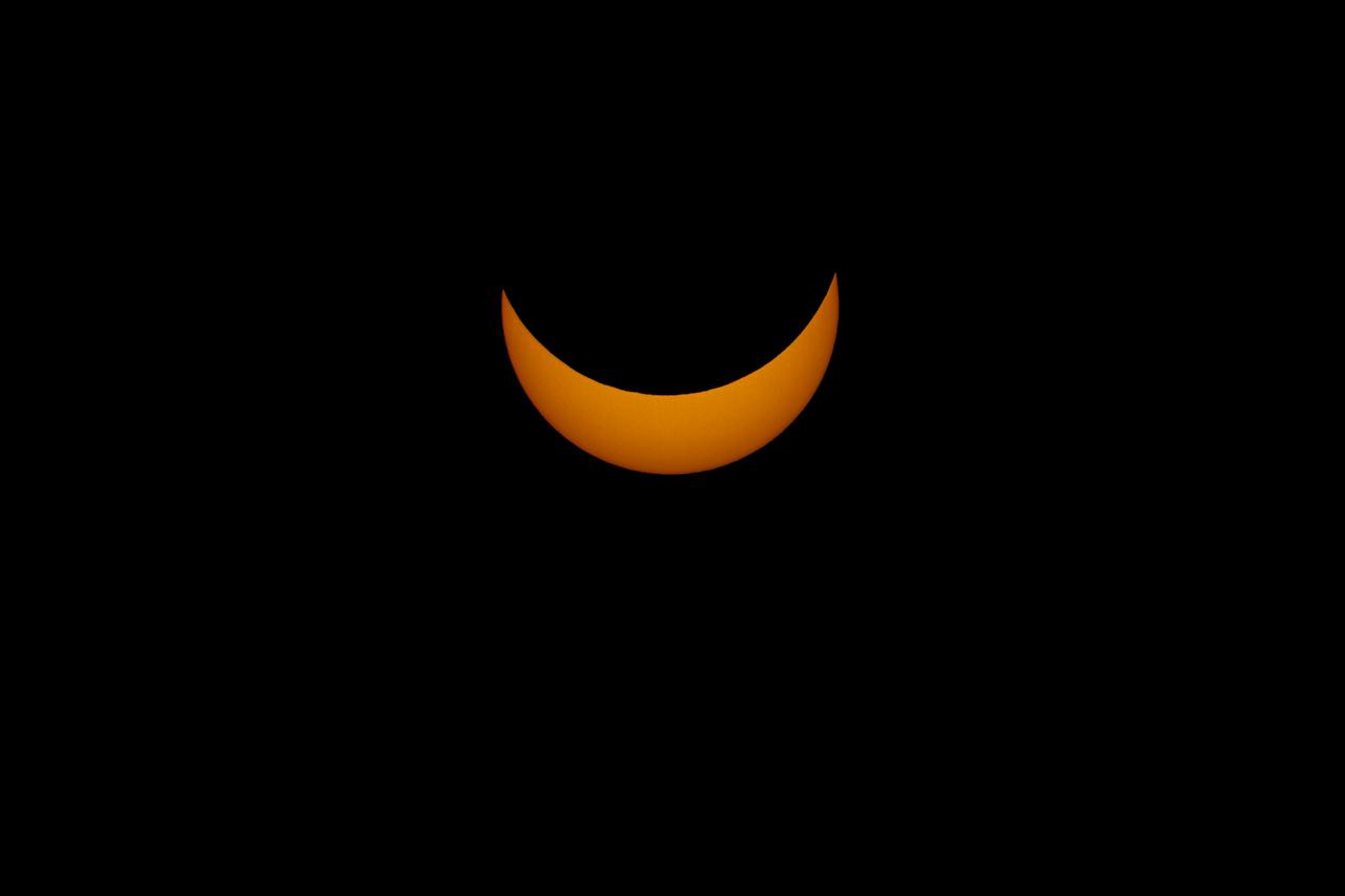 Fotos von der Sonnenfinsternis und mehr