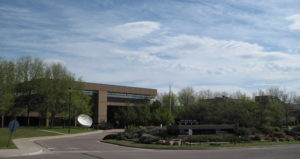 Das FL2 Gebaeude des National Center of Atmospheric Research (NCAR) in Boulder, USA