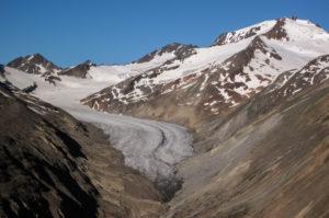 Der Hintereisfernern in den Ötztaler Alpen