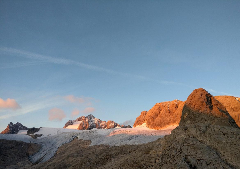 Der Hallstätter Gletscher