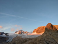 Das Vermessen von Gletschern